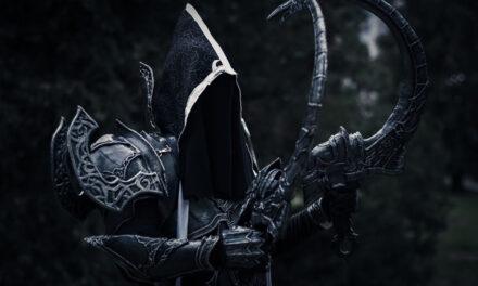 Photoshoot: Malthael (Diablo III Reaper of Souls - Reila Cosplay)