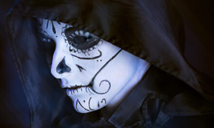 Photoshoot: Mistress Death (Deadpool - Dorianne)