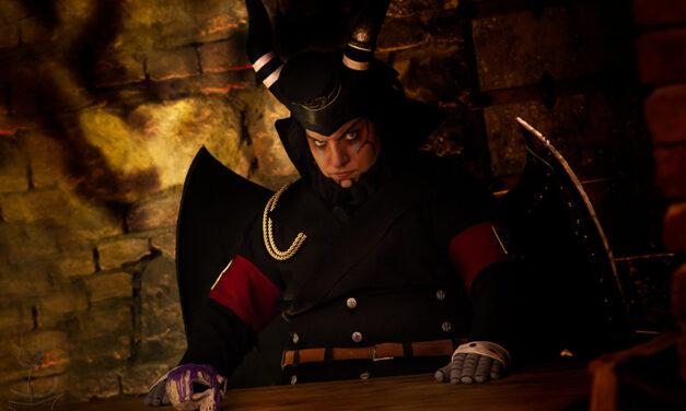 Photoshoot: Magellan (One Piece – Dudus)