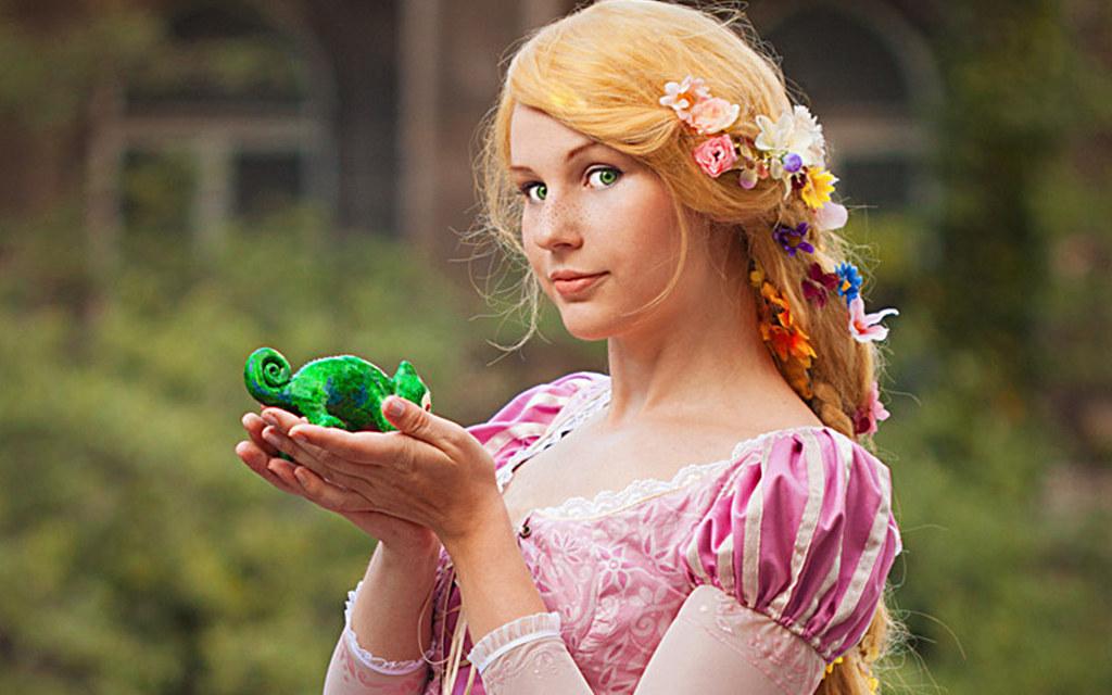 Photoshoot: Rapunzel (Disney Tangled – Elyon)