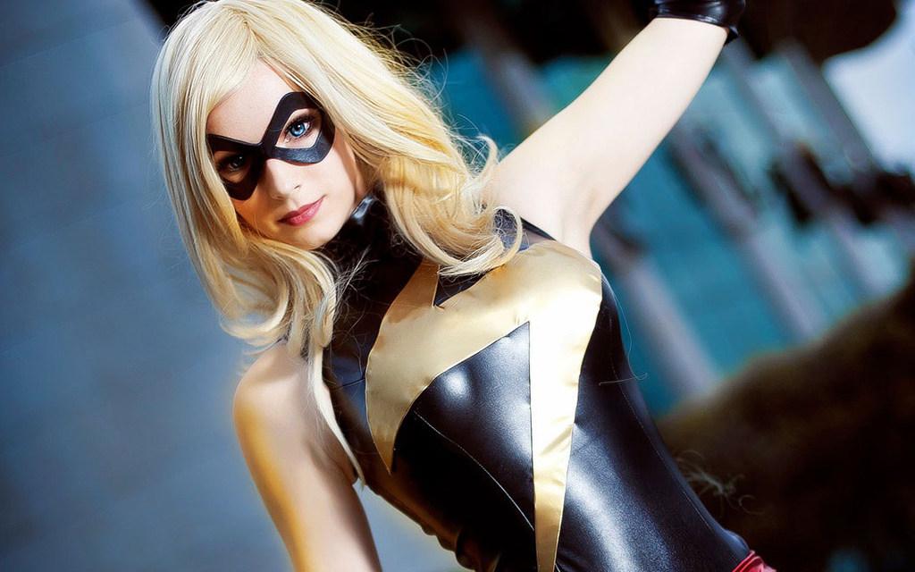 Photoshoot: Ms Marvel (Marvel – Enji Night)