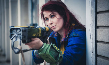 Photoshoot: Fallout 3 (Sophie's Cosplay Guild)