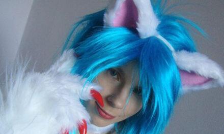 Photoshoot: Felicia (Darkstalkers - Yuriko)