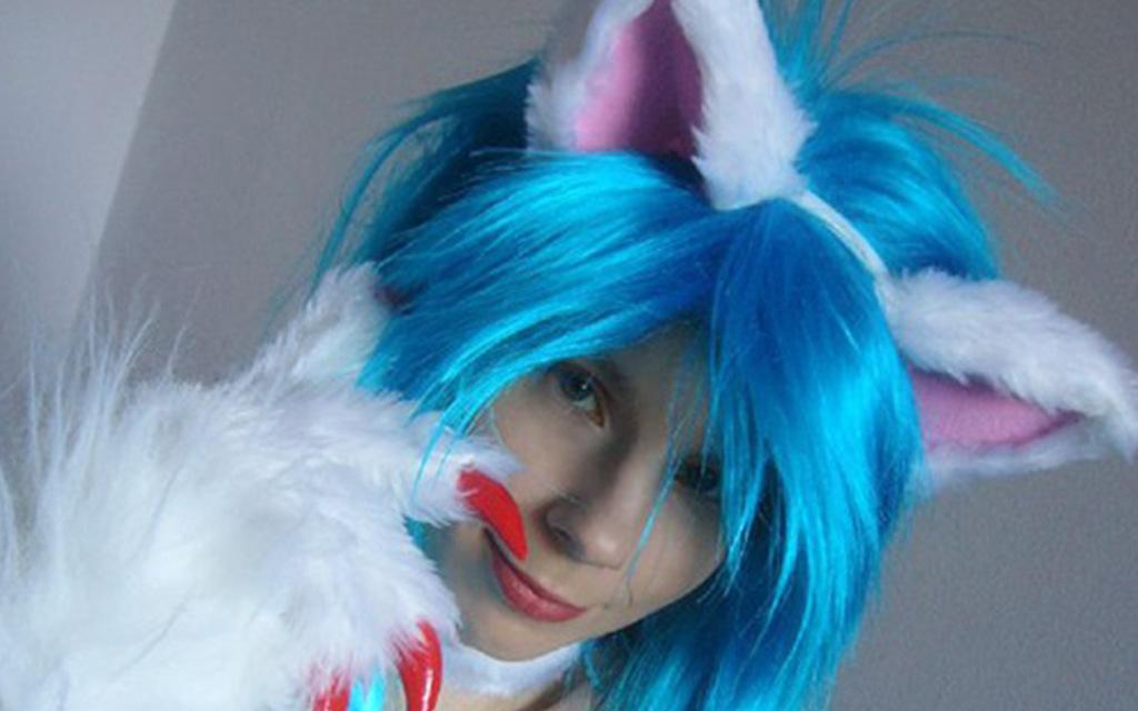 Photoshoot: Felicia (Darkstalkers – Yuriko)