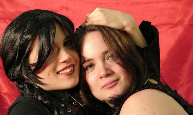 Photoshoot: Gothic (Original – Salome és Mono)