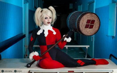 Photoshoot: Harley Quinn (DC Comics – Enji Night)