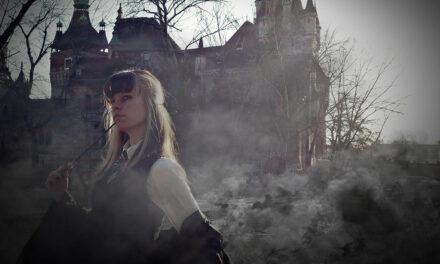 Photoshoot: Harry Potter - Death Eater Paradise