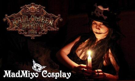 Photoshoot:  Hyde (Halloween Junky Orchestra - MadMiyo)