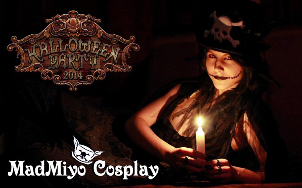 Photoshoot:  Hyde (Halloween Junky Orchestra – MadMiyo)