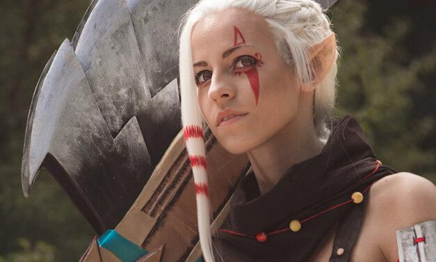 Photoshoot: Impa (Zelda Hyrule Warriors – Panni's Kingdom of Awesomeness)