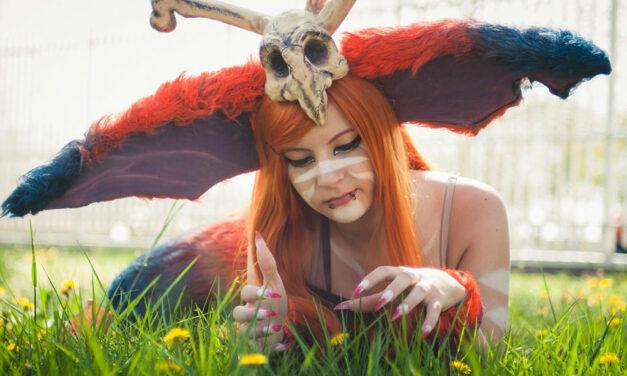 Photoshoot: Gnar (League of Legends – Kimiko )