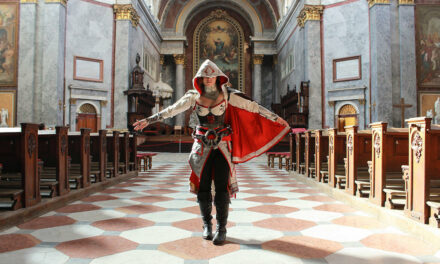 Photoshoot: Assassin (Assassin's Creed - Kitti)