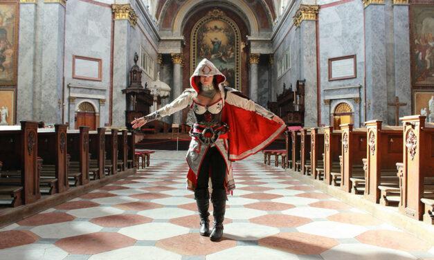 Photoshoot: Assassin (Assassin's Creed – Kitti)