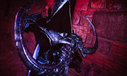 Photoshoot: Malthael (Diablo III - Reila)