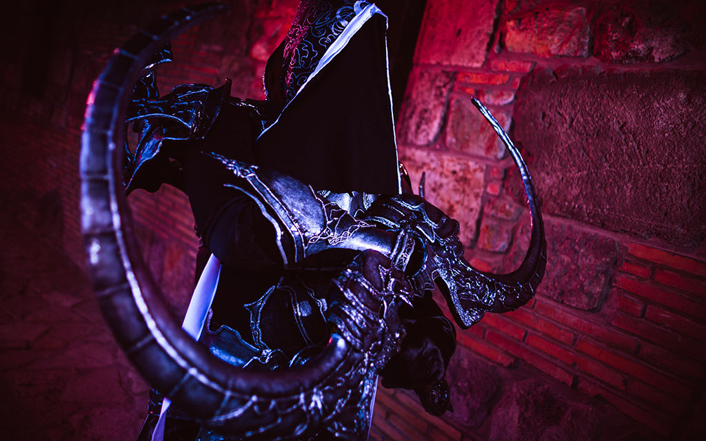 Photoshoot: Malthael (Diablo III – Reila)