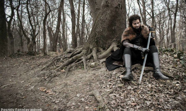 Photoshoot: Robb Stark (Trónok Harca – Paszuly Cosplay művek)