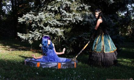 Photoshoot: Princess Loki (Marvel - DosadiVH)