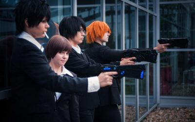 Photoshoot: Psycho Pass