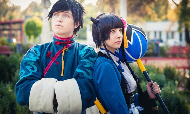 Photoshoot: Ran-Mao & Lau (Kuroshitsuji – Kimiko és Selyem Máté)