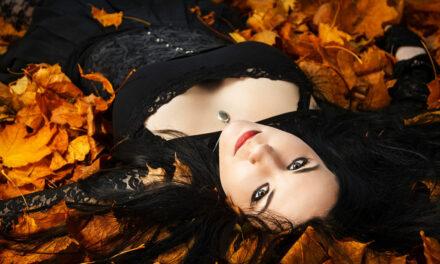 Photoshoot: Gothic Autumn (Original - Ryltha von Felis)