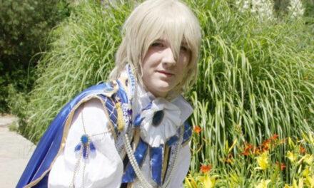 Photoshoot: Sapphire (Sakizou Artbook – Nemes Hargita Blanka)