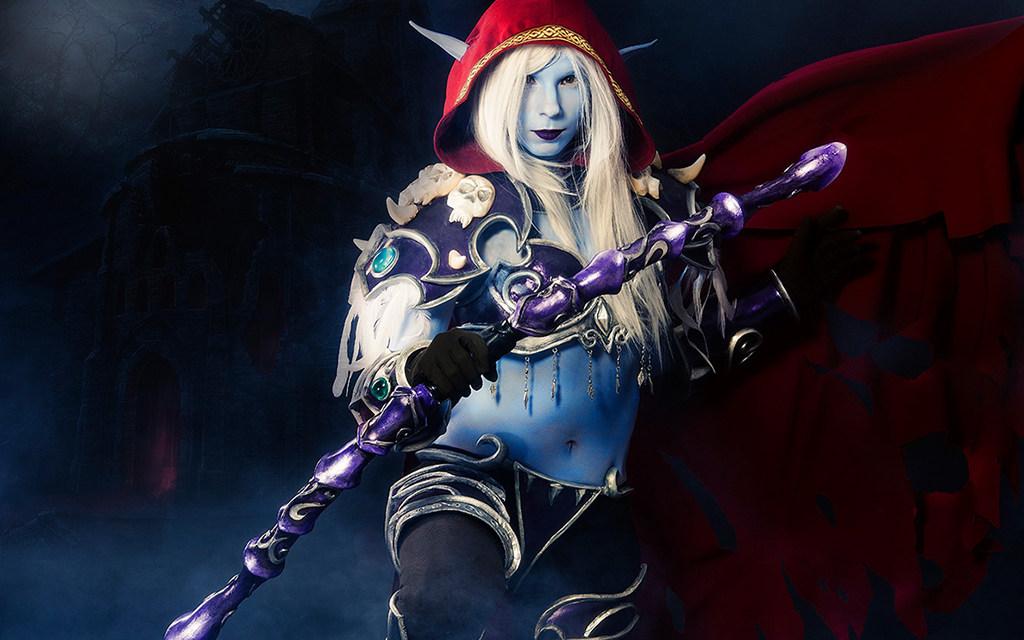 Photoshoot: Sylvanas Windrunner (World of Warcraft – Yuriko)