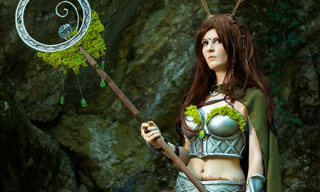 Photoshoot: Thurid (Original Faun – Nezrenael Cosplay)
