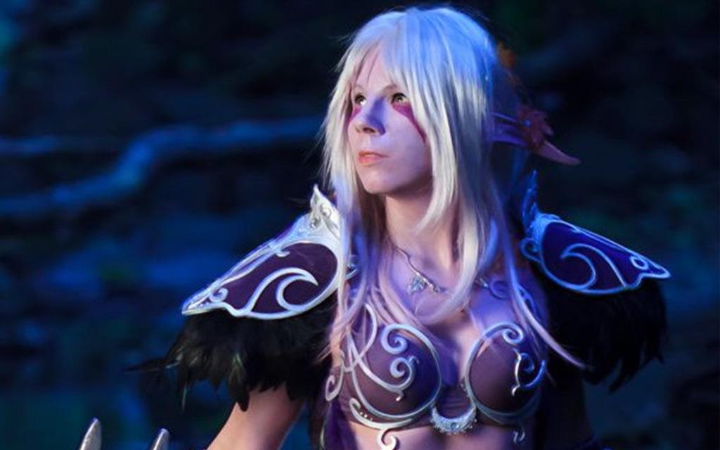 Photoshoot: Nightelf (World of Warcraft – Yuriko)