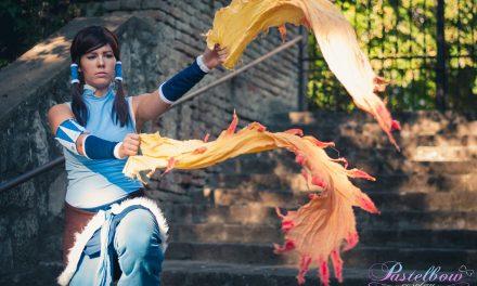 Photoshoot: Korra (The Legend of Korra - Pastelbow Cosplay)