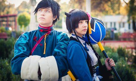 Photoshoot: Ran-Mao & Lau (Kuroshitsuji - Kimiko és Selyem Máté)