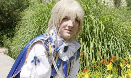 Photoshoot: Sapphire (Sakizou Artbook - Nemes Hargita Blanka)