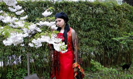 Photoshoot: Lonely Mai (Original Avatar - Catleen)