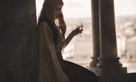 Photoshoot: Cersei (Trónok Harca - Lulu Cosplay)