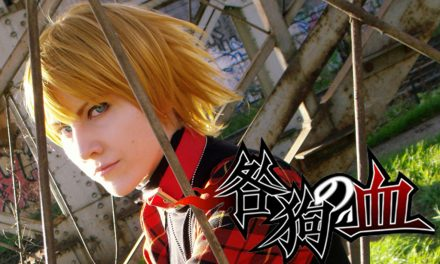 Photoshoot: Rin (Togainu no Chi - Madmiyo)
