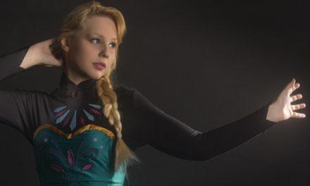 Photoshoot: Queen Elsa (Jégvarázs - Elyon)