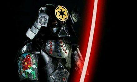 Mai kedvencünk: Samurai Darth Vader