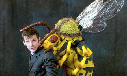 Mai kedvencünk: Doctor Who Vespiform