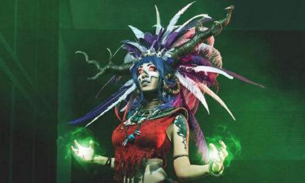 Mai kedvencünk: Witch Doctor