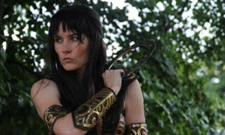 Mai kedvencünk: Xena Warrior Princess