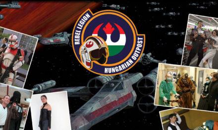 Előadás: Bemutatkozik a Lázadó Légió a Cosplay Farsang szípadán