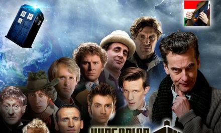 A Cosplay Farsang kiállítója a Hungarian Doctor Who Cosplay Group
