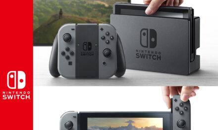 Nintendo Switch kipróbálási lehetőség és bemutató a Cosplay Farsangon