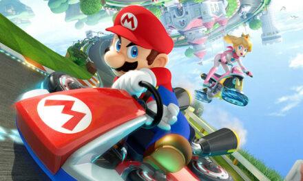 Próbáld ki a Mario Kart 8-at a Cosplay Farsangon