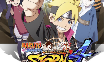Cosplay Farsang 2017: Naruto Shippuden: Ultimate Ninja Storm 4 Road to Boruto