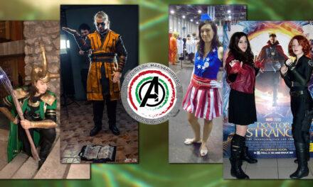 Bemutatkozik a Bosszúállók Magyarországi Cosplay Klubja
