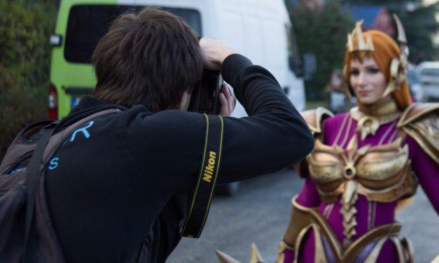 Fotózkodj te is jelmezben a Cosplay Farsangon!