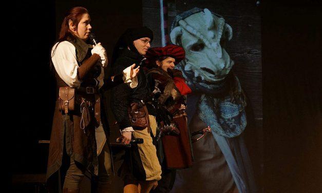 Élőszerepjáték Magyarországon – jelen és jövő, előadás a Cosplay Farsangon