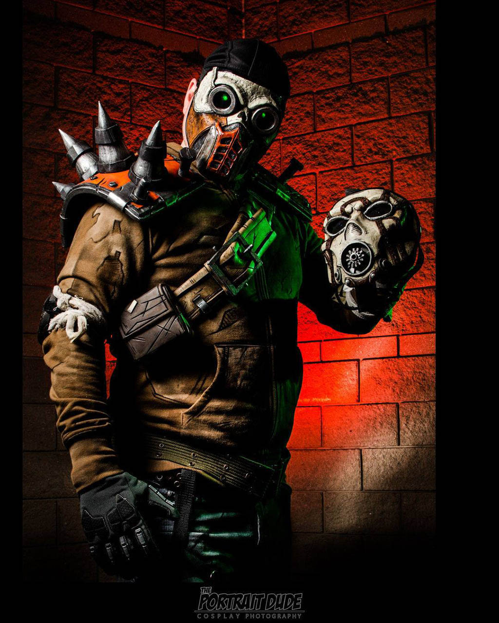 Psycho Bandit Steve a Borderlands-ból