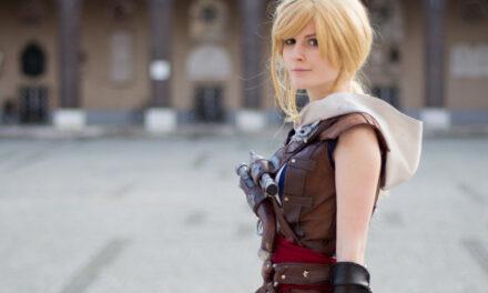 Photoshoot: Edward Kenway (női verzió) (Assassin's Creed 4 Black Flag – Nezrenael Cosplay)