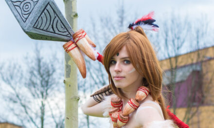 Photoshoot: Nidalee (Leage of Legends – Rókuc Cosplay)